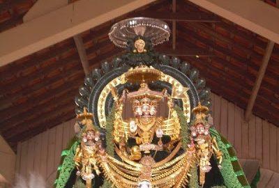 நல்லைக் கந்தனின் ரதோற்சவத் திருவுலா இன்று