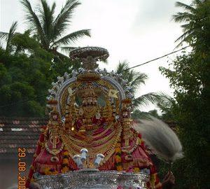 நிறைவான நல்லைக் கந்தன் ஆலய மகோற்சவம் 2008