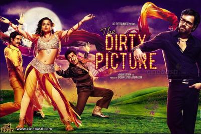 The Dirty Picture ஒரு நடிகையின் ப(பா)டம்