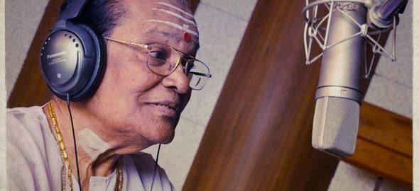 """எண்பதுகளில் 'திரு""""க்குரல் T.M.செளந்தரராஜன்"""