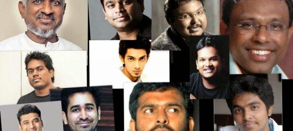 உங்கள் தேர்வில் 2014 ஆம் ஆண்டின் சிறந்த தமிழ்த்திரையிசைப்பாடல் பொதி